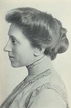 "Julia Lathrop - ""Miss Julia C. Lathrop,"" The World's Work, 1912."
