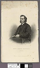 Revd. James Bowrey