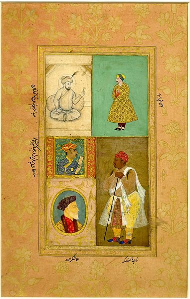File:Portraits of Hindu Princes and Chiefs.jpg