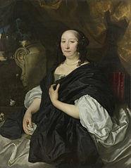 Portrait of Catharina van der Voort