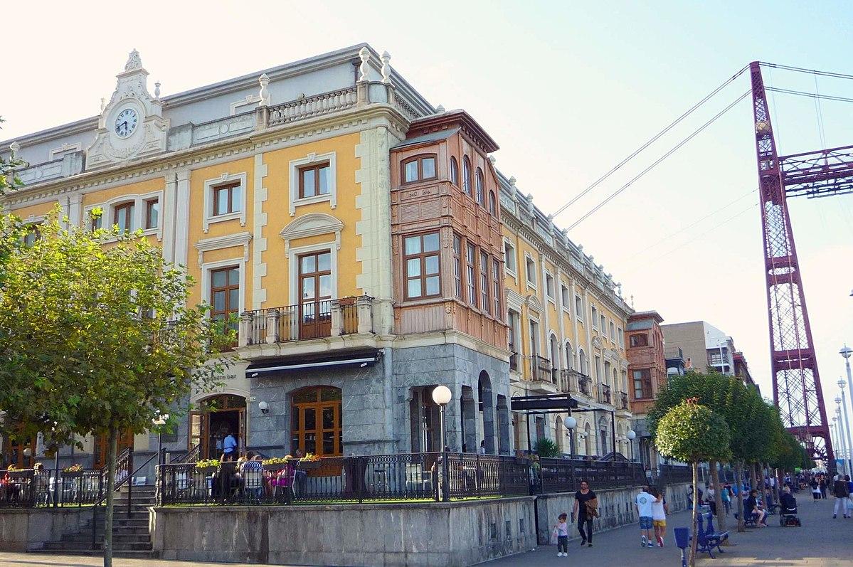 Gran Hotel Puente Colgante Wikipedia La Enciclopedia Libre