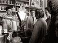 Poslovalnica trgovskega podjetja Gorice v Šentilju 1955.jpg