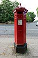 Post box on Ashville Road, Birkenhead.jpg