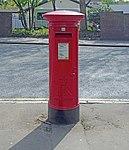 Post box on Oxford Street, Liverpool 1.jpg