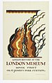 Poster, London History at the London Museum, for London Underground, 1922 (CH 18447525).jpg