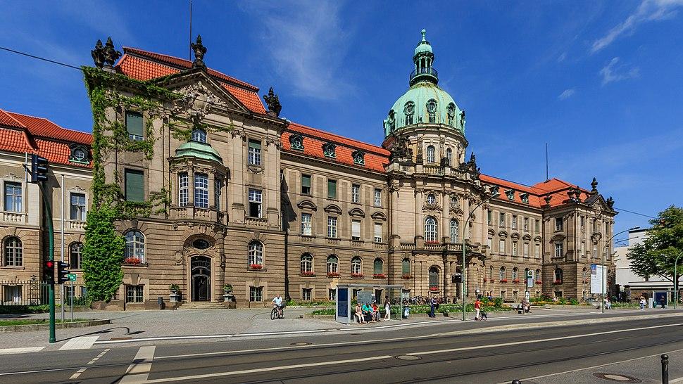 Potsdam Rathaus 07-2017
