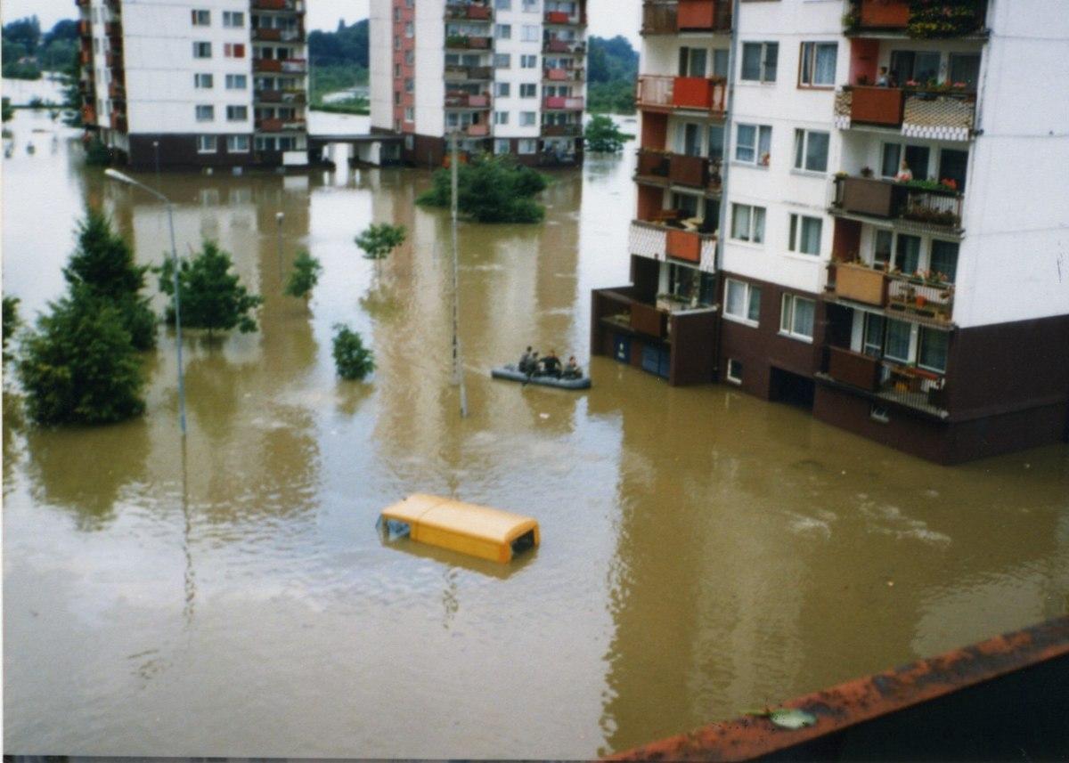 Powódź tysiąclecia – Wikipedia, wolna encyklopedia