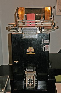 Powers Accounting Machine