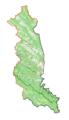 Powiat bieszczadzki location map.png