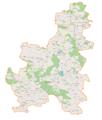Powiat pińczowski location map.png