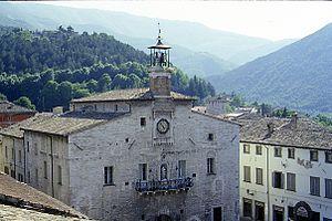 Cagli - Palazzo Comunale.