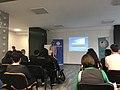 Présentation Wiki Loves Yerevan aux bureaux de Wm Armenia.JPG