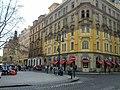 Praha, roh Dlouhé a V Kolkovně - panoramio.jpg