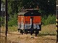Praha-Smíchov, oranžovo-černý vůz.jpg
