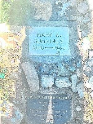 "Big Nose Kate - Gravesite of ""Big Nose Kate"""