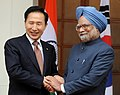 President Lee's state visit to India (4350672434).jpg