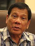 President Rodrigo Duterte, From WikimediaPhotos
