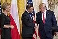 President Trump's Remarks at a Polish-American Reception (48052764137).jpg