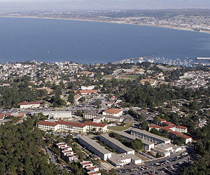 Presidio of Monterey, California - Presidio of Monterey in 2005.