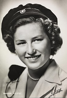 Princess Astrid, Mrs. Ferner Norwegian princess