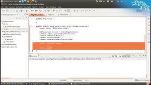 File:Problemsetting for working with Dynamic Web Content and software setup.webm