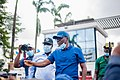 Protesters at the endSARS protest in Lagos, Nigeria 36.jpg
