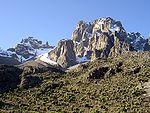 Kenya Dağı, Kenya