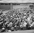 Publieke tribune in een vergaderzaal van de Verenigde Naties, Bestanddeelnr 191-0755.jpg