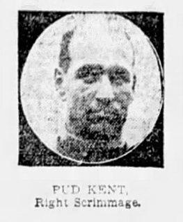 Albert Kent Canadian rower