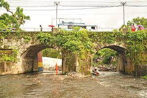 Spanish colonial bridges in Tayabas - Image: Puente de Alitao Tayabas