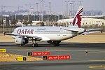 Qatar Airways, A7-AHE, Airbus A320-232 (47625645961).jpg