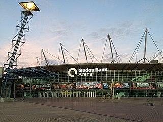 A large multipurpose arena located in Sydney