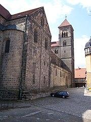 Quedlinburg Stiftskirche