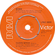 Queen Bitch by David Bowie UK vinyl pressing.png
