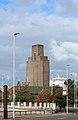 Queensway Tunnel ventilator, Woodside from Chester Street.jpg