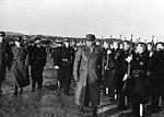 Quisling til Fornebo etter besøk hos Hitler. (8619189077).jpg