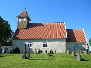 Rødenes -  Rødenes church