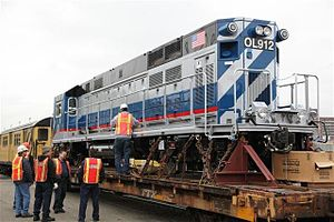 The first R156 is delivered to the MTA
