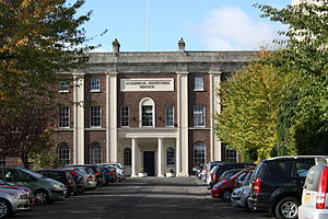Royal Belfast Academical Institution - Image: RBAI, Belfast, October 2010 (02)