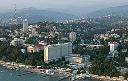 Sochi Russia Cartina.Soci Wikipedia