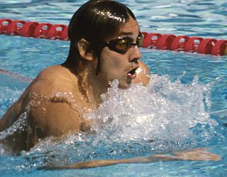 Oleksandr Sydorenko Ukrainian swimmer