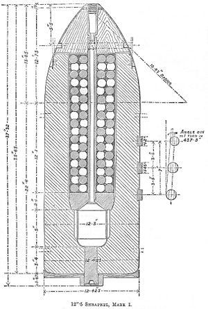 RML 12.5 inch 38 ton gun