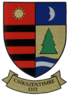 Coat of arms of Sântimbru