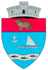 Coat of arms of Grindu