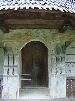 RO MM Culcea wooden church 7.jpg