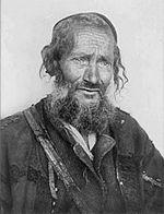 Mardochée Aby Serour, 1880 circa. Guidò de Foucauld nei suoi viaggi in Marocco