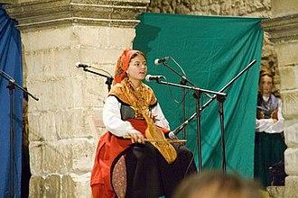 Rabel (instrument) - Image: Rabelista