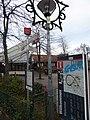 Radrevier.ruhr Knotenpunkt 32 Rathausplatz, Unna Wegweiser.jpg