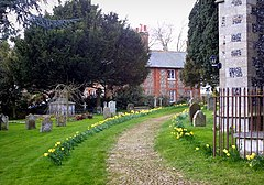 Radwinter Churchyard - geograph.org.uk - 228042.jpg