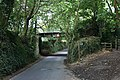 Railway Bridge over a Country Lane - geograph.org.uk - 229126.jpg